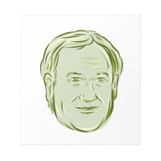 Lincoln Chafee Governor Rhode Island Notepad