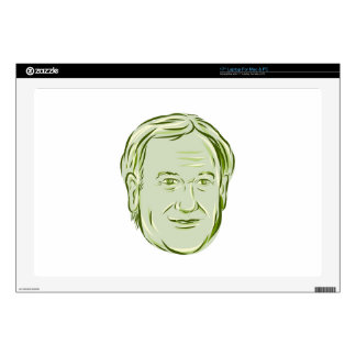 Lincoln Chafee Governor Rhode Island Skin For Laptop