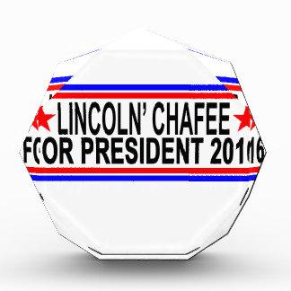 Lincoln Chafee para presidente Shirts; .png