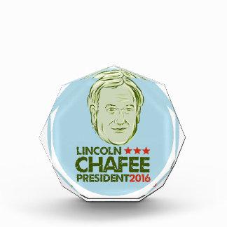 Lincoln Chafee President 2016 Award