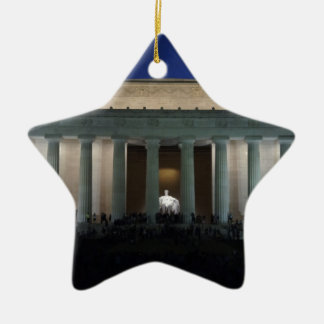 Lincoln Christmas Ornaments