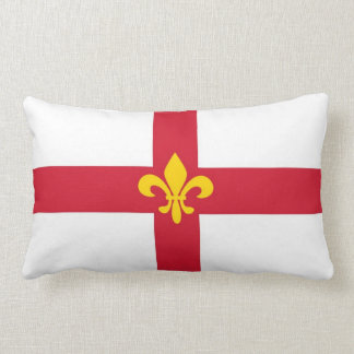 Lincoln city flag great britain united kingdom pillow