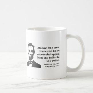 Lincoln Coffee Mug