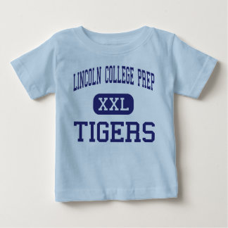 Lincoln College Prep Tigers Kansas City Baby T-Shirt