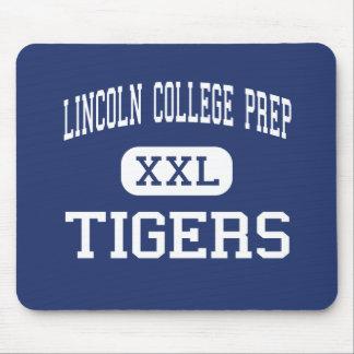 Lincoln College Prep Tigers Kansas City Mousepad