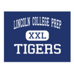 Lincoln College Prep Tigers Kansas City Postcards