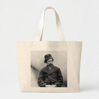 Lincoln Conspirator, 1865 Large Tote Bag