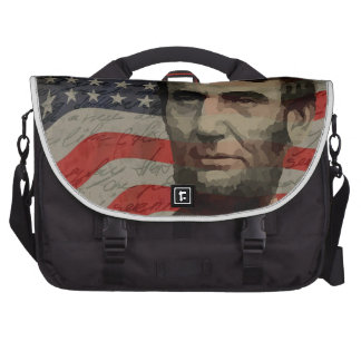 Lincoln day commuter bags