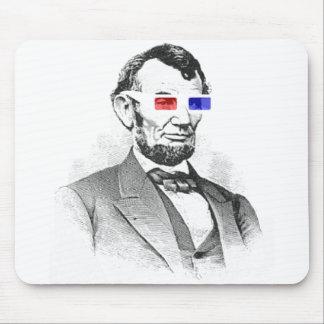 ¡Lincoln en 3D Tapete De Raton