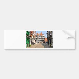 Lincoln, England Bumper Sticker