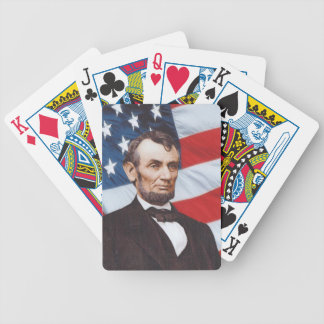 Lincoln Flag cards