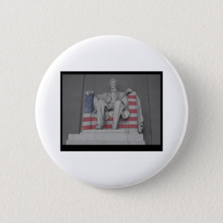 lincoln_framed pinback button