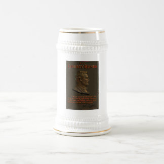 Lincoln Gettysburg Address Quote Beer Stein