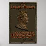 Lincoln Gettysburg Address Quote Print