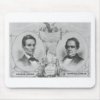 Lincoln - Hamlin Alfombrillas De Raton
