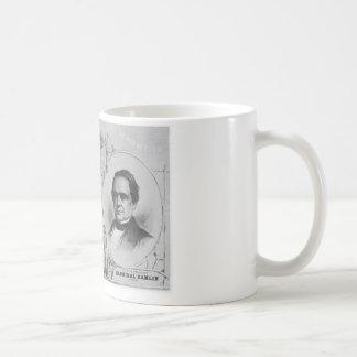 Lincoln - Hamlin Classic White Coffee Mug