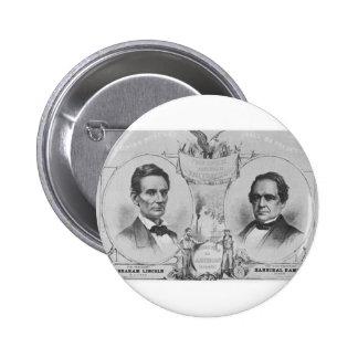 Lincoln - Hamlin Pin Redondo 5 Cm