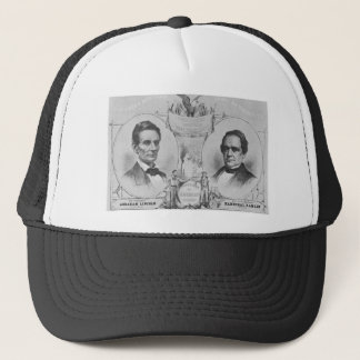 Lincoln - Hamlin Trucker Hat