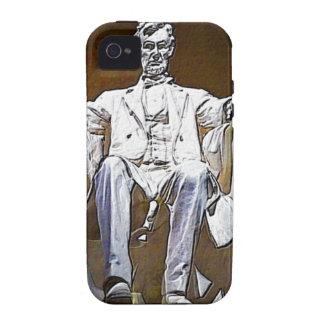 Lincoln II iPhone 4/4S Fundas