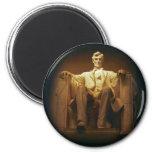 Lincoln Imán De Nevera