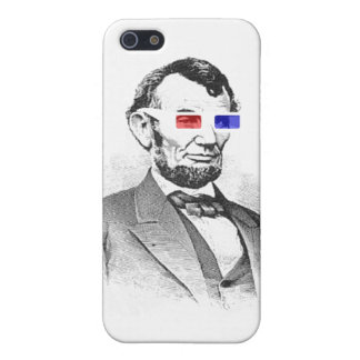 Lincoln in 3D! iPhone SE/5/5s Cover