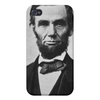 Lincoln iPhone 4/4S Fundas