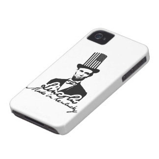 Lincoln Kentucky Special Edition iPhone 4 Carcasas