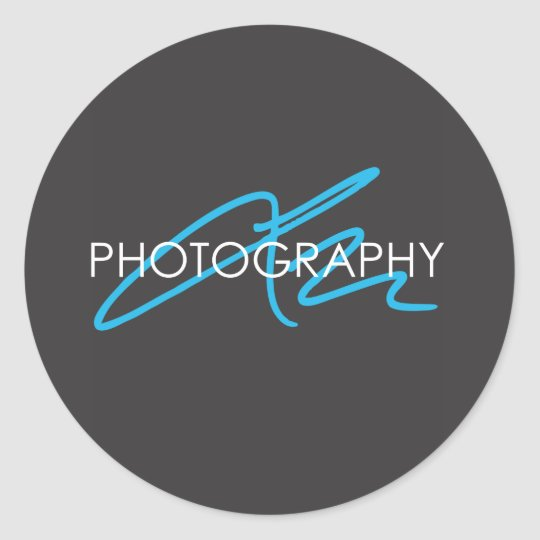 Lincoln MacLean Photography (Sticker) Classic Round Sticker