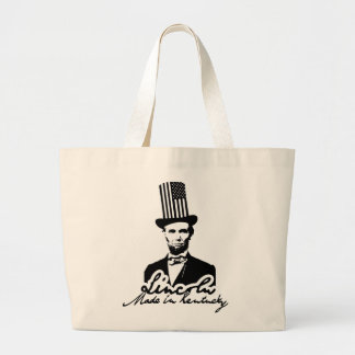 Lincoln. Made in Kentucky Edition Tote Bags