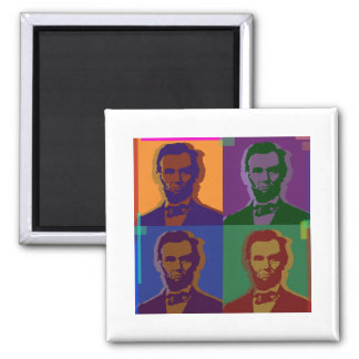 Lincoln Refrigerator Magnet