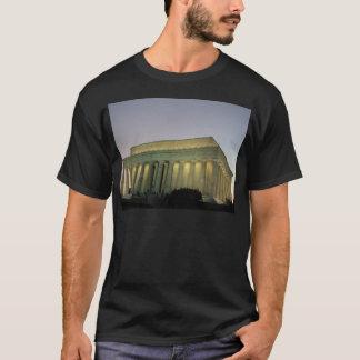 Lincoln Memeorial night scene T-Shirt