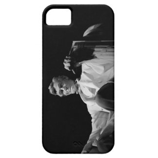 Lincoln Memorial at Night iPhone SE/5/5s Case
