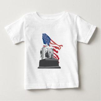 lincoln memorial baby T-Shirt