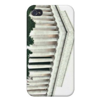 Lincoln Memorial Cases For iPhone 4