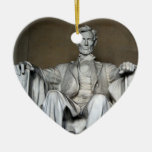 LINCOLN MEMORIAL CHRISTMAS TREE ORNAMENT
