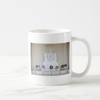 Lincoln Memorial. Coffee Mug