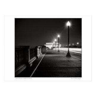 Lincoln Memorial from Memorial Bridge Postcard
