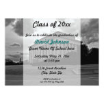 """Lincoln Memorial Graduation Invitation 5"""" X 7"""" Invitation Card"""