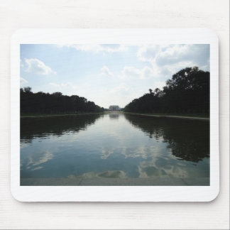 Lincoln Memorial in the Distance Mouse Pad
