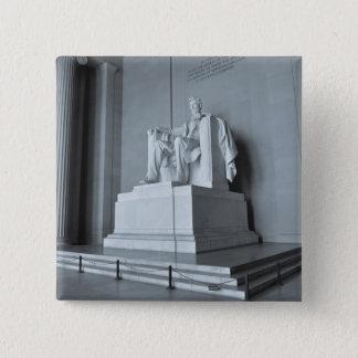 Lincoln Memorial in Washington DC Pinback Button