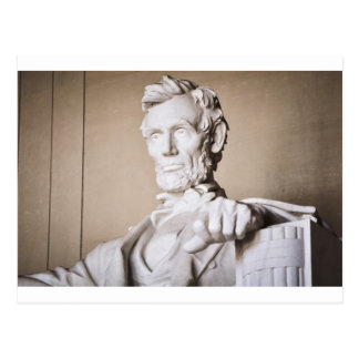 Lincoln Memorial in Washington DC Postcard