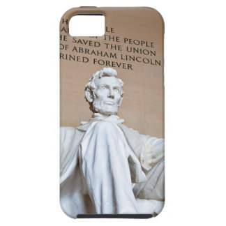 Lincoln Memorial iPhone SE/5/5s Case