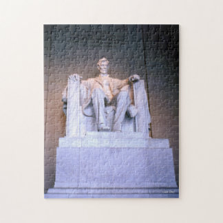 Lincoln Memorial Jigsaw Puzzle