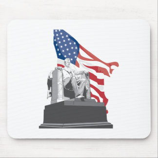 lincoln memorial mouse pads