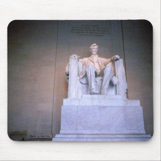 Lincoln Memorial Mousepad
