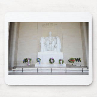 Lincoln Memorial. Mouse Pad