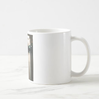 Lincoln Memorial Night Reflection Coffee Mug