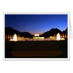 Lincoln Memorial Note/Greeting Card