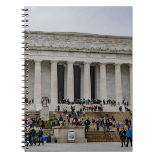 Lincoln Memorial Notebook