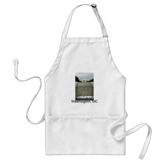 Lincoln Memorial Photography Adult Apron